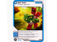 Gear No: 4643679  Name: Ninjago Masters of Spinjitzu Deck #2 Game Card 60 - Spit Acid - North American Version
