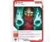 Gear No: 4643680  Name: Ninjago Masters of Spinjitzu Deck #2 Game Card 38 - Boost - North American Version