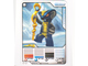 Gear No: 4643703  Name: Ninjago Masters of Spinjitzu Deck #2 Game Card 24 - Slithraa - North American Version