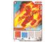Gear No: 4643718  Name: Ninjago Masters of Spinjitzu Deck #2 Game Card 4 - NRG Kai - North American Version
