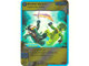 Gear No: 4643722  Name: Ninjago Masters of Spinjitzu Deck #2 Game Card 50 - Strike Down - North American Version