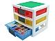 Gear No: 5000248  Name: 3-Drawer Storage Unit