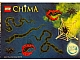Gear No: 5002115stk01  Name: Sticker, Legends of Chima, Sheet of 10, Vines and Spiders