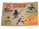 Gear No: 5002939stk01  Name: Sticker, Star Wars Minifigures and More Sheet