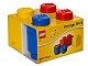 Lot ID: 87612942  Gear No: 5004894  Name: Storage Brick Multi-Pack (3 Pieces - 4014)
