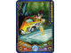 Gear No: 6021385  Name: Legends of Chima Deck #1 Game Card 11 - Defendor IIX