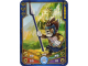 Gear No: 6021387  Name: Legends of Chima Deck #1 Game Card 23 - Jabaka