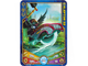 Gear No: 6021398  Name: Legends of Chima Deck #1 Game Card 40 - Kleptor S2