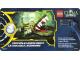 Gear No: 6058417  Name: Legends of Chima Online Card - Crocodile Legend Beast