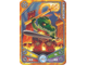 Gear No: 6073202  Name: Legends of Chima Deck #3 Game Card 310 - Cragger