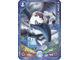 Gear No: 6073290  Name: Legends of Chima Deck #3 Game Card 341 - Voom Voom