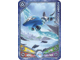 Gear No: 6073293  Name: Legends of Chima Deck #3 Game Card 344 - Voom Voom