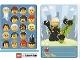 Gear No: 6187173  Name: Community Set 45022 Game Card 08 - Skateboarder