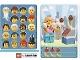 Gear No: 6187188  Name: Community Set 45022 Game Card 14 - Ice Cream Vendor