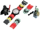 Gear No: 8020813  Name: Watch Set, SW Darth Vader & Boba Fett