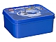 Gear No: 831245  Name: Lunch Box Ninjago Blue
