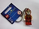 Lot ID: 138521100  Gear No: 851368  Name: Legends of Chima Laval 2014 Key Chain