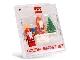 Gear No: 852119  Name: Magnet Set, Santa Magnet Set (Holiday Magnet Set)