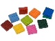 Gear No: 852469  Name: Magnet Set, Bricks 4 x 4 Large (10)
