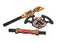 Gear No: 853529  Name: Sword, Ninjago Customizable Sword (Djinn Blade)