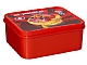 Gear No: 889695  Name: Lunch Box Ninjago Red
