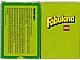 Gear No: 93959-S  Name: Fabuland Memory Card Game - Swedish Version