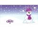 Gear No: Clikits261pb03  Name: Clikits Christmas Card with 3 Holes, Snowman Pattern