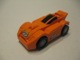 Gear No: GMRacer5  Name: General Mills Racer Car 5 - Orange on Orange on Light Gray  - Slick Wheels #23