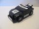 Gear No: GMRacer6  Name: General Mills Racer Car 6 - Black on Black on Dark Gray - Knobby Wheels Police Car