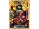 Gear No: nex1enLE10  Name: Nexo Knights Trading Card Game (English) Series 1 - LE10 Clay vs. Jestro Card