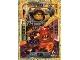 Gear No: nex1enLE12  Name: Nexo Knights Trading Card Game (English) Series 1 - LE12 Axl vs. Burnzie Card