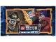 Gear No: nex1enpack  Name: Nexo Knights Trading Card Game (English) Series 1 Card Pack