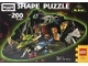 Gear No: puz013  Name: Rose Art 200 Pieces, UFO Shape Puzzle