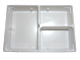 Gear No: 54358  Name: Dacta Storage Bin Lower Tray (Fits with 54187 and 54189)