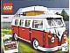 Lot ID: 161475906  Instruction No: 10220  Name: Volkswagen T1 Camper Van (VW Bus)