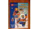 Book No: 101LMJ6  Name: Lego City Op de Noordpool - Activity Book