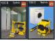 Book No: 1090bBC  Name: Set 1090 Activity Booklet B / C - Automatic Door / Washing Machine