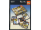 Book No: 1090bOC  Name: Set 1090 Activity Booklet - Parts Tray Organizer Card