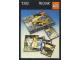 Book No: 1092bOC  Name: Set 1092 Activity Booklet - Parts Tray Organizer Card