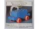 Book No: 3166be  Name: Construire avec le moteur Lego (3166-Be)