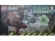 Book No: 4124822  Name: Rock Raiders Mini Comic Book from Set 4980