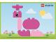 Book No: 45009b01  Name: Set 45009 Activity Card 1 (6115091)