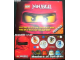 Book No: 4639029-FL  Name: Ninjago - Masters of Spinjitzu Mini Comic Book