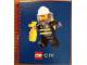 Book No: 5000700  Name: Coloring Book, City Fire