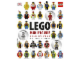 Book No: 5002888  Name: Minifigure Year by Year - A Visual History (9781409333128)