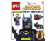 Book No: 5002889  Name: DC Universe Super Heroes Batman Visual Dictionary (9781409386018)