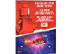 Book No: 5005778  Name: Trading Card Album, The LEGO Movie 2 (German)
