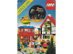 Book No: 6000  Name: Idea Book 6000, Legoland