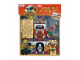 Book No: 701274  Name: Adventurers Stick-on Action Set