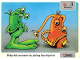 Book No: 9512b03  Name: Set 9512 Activity Card 3 - Monsters UK/AUS Version (4101811)